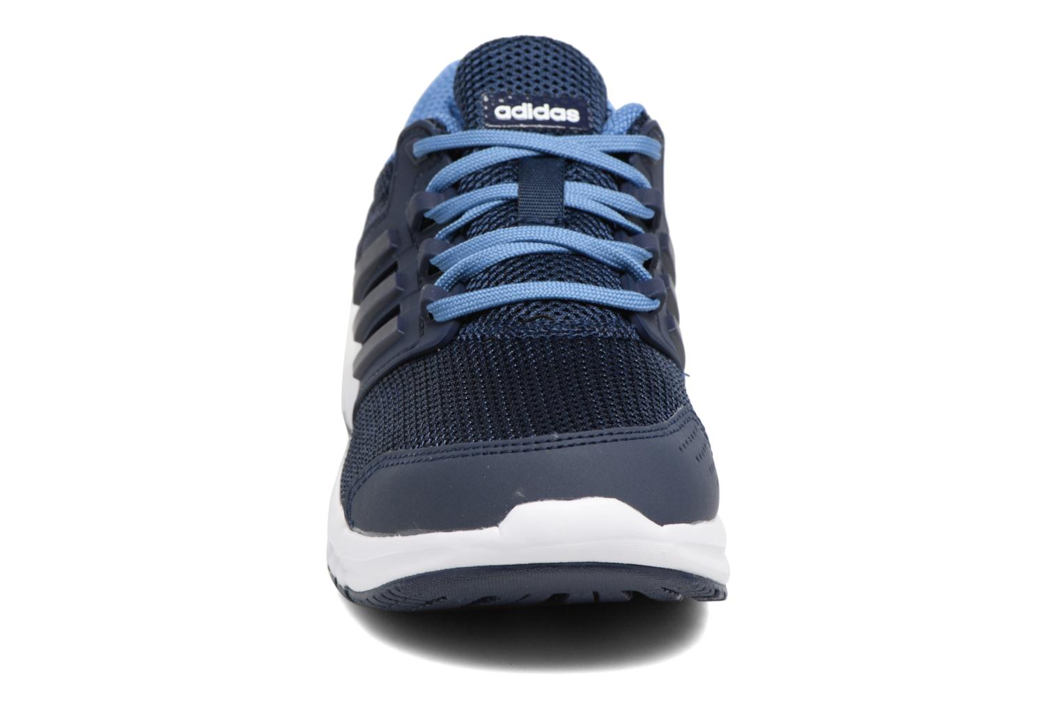 Sport shoes Adidas Performance Galaxy 4 K Blue model view