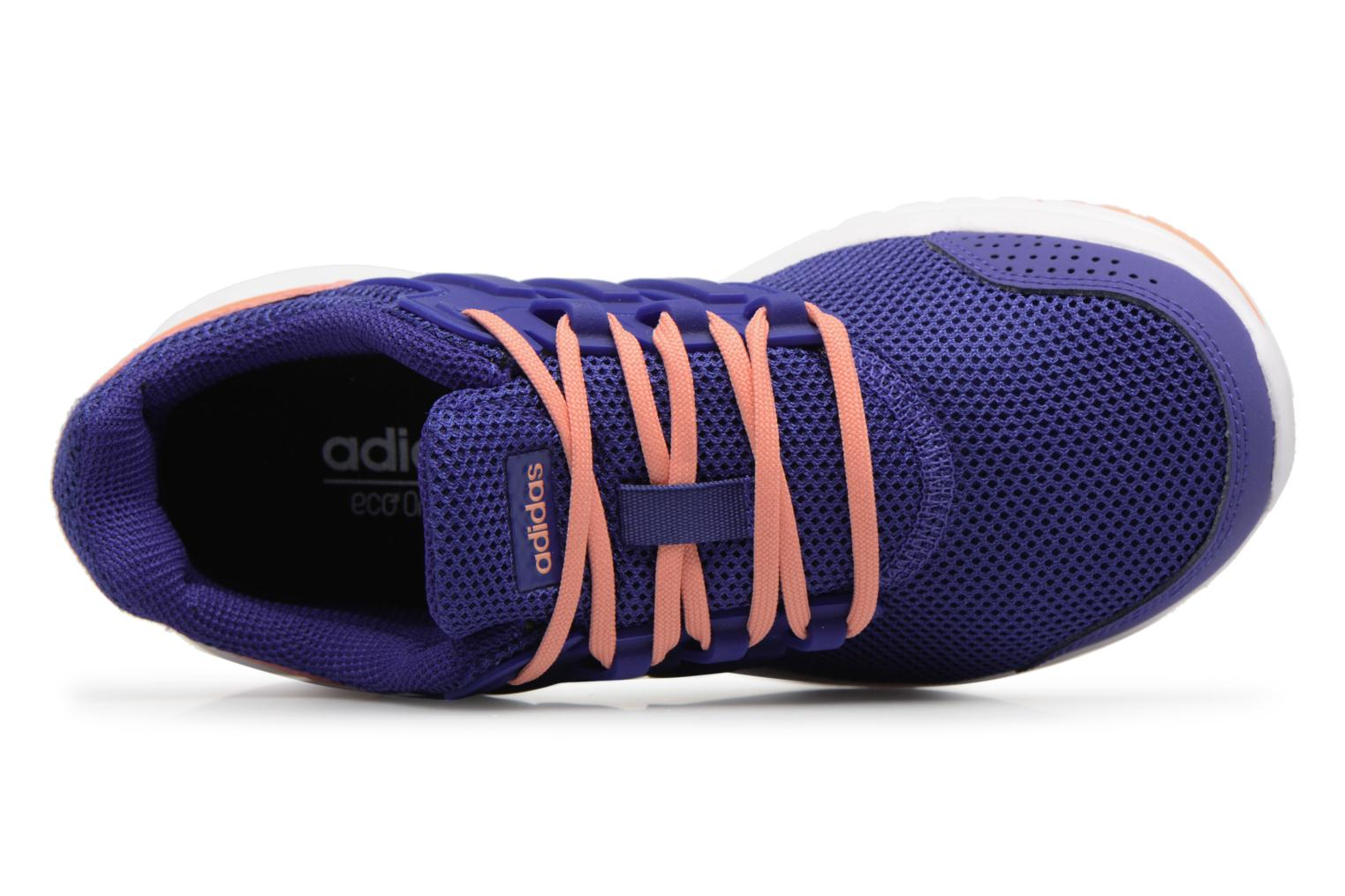 Sportschoenen Adidas Performance Galaxy 4 K Blauw links