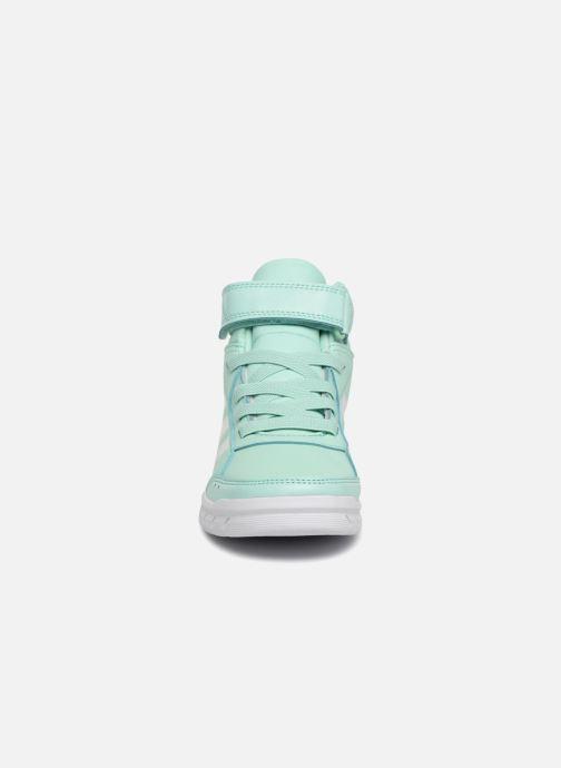 Baskets adidas performance Altasport Mid El K Vert vue portées chaussures