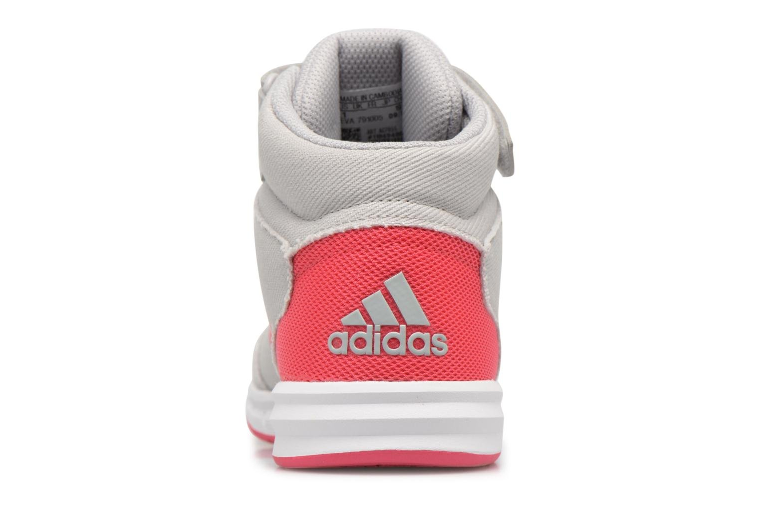 Trainers Adidas Performance Altasport Mid El K Grey view from the right