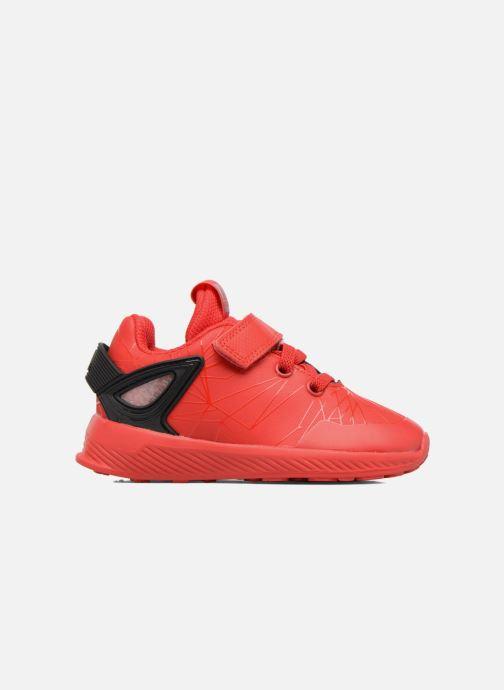 Baskets adidas performance Spider-Man Rapidarun I Rouge vue derrière