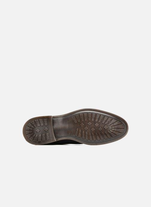 Zapatos con cordones Mr SARENZA Testu Azul vista de arriba