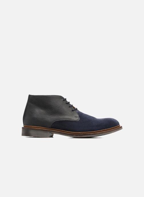 Snøresko Mr SARENZA Testu Blå detaljeret billede af skoene