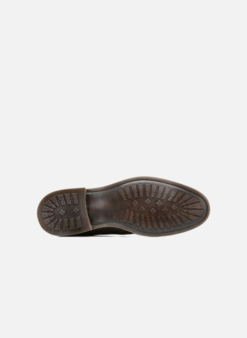 Zapatos con cordones Mr SARENZA Testu Marrón vista de arriba