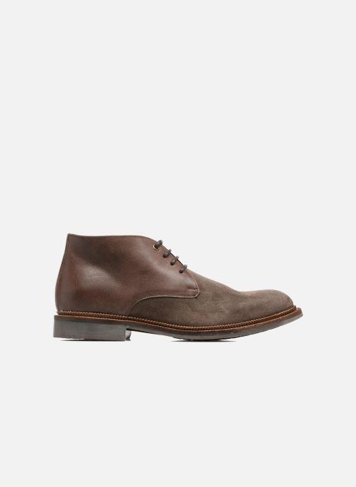 Zapatos con cordones Mr SARENZA Testu Marrón vista de detalle / par