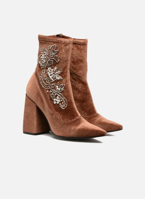 Bottines et boots SENSO Ziko I Marron vue 3/4
