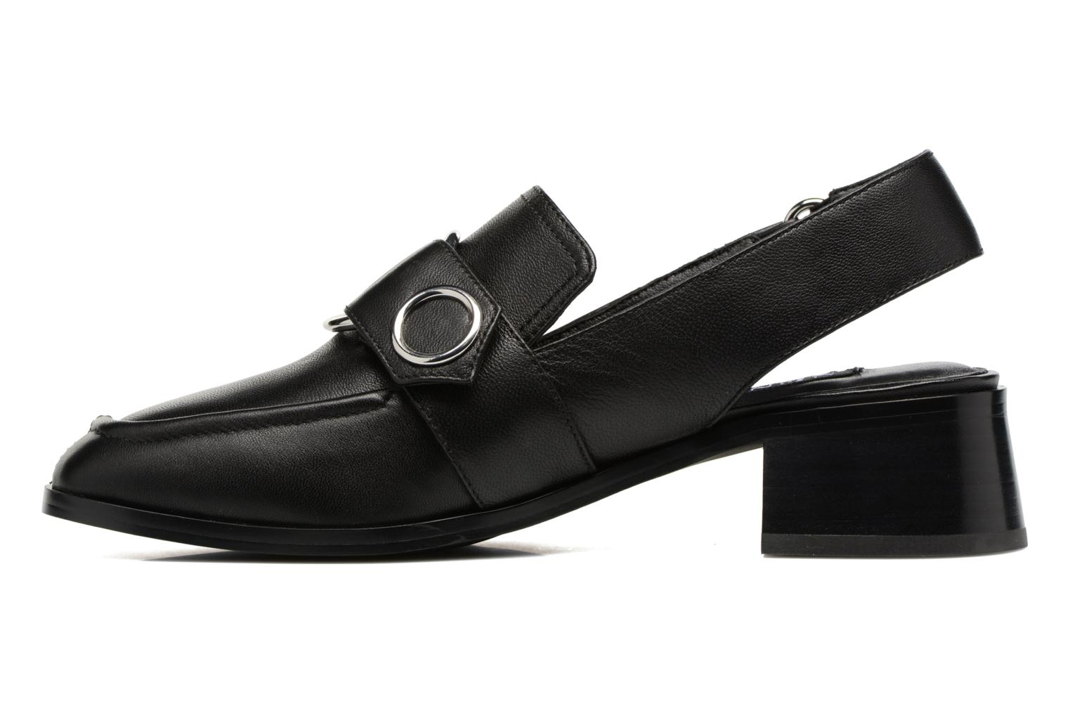 Loafers SENSO Effie I Black front view