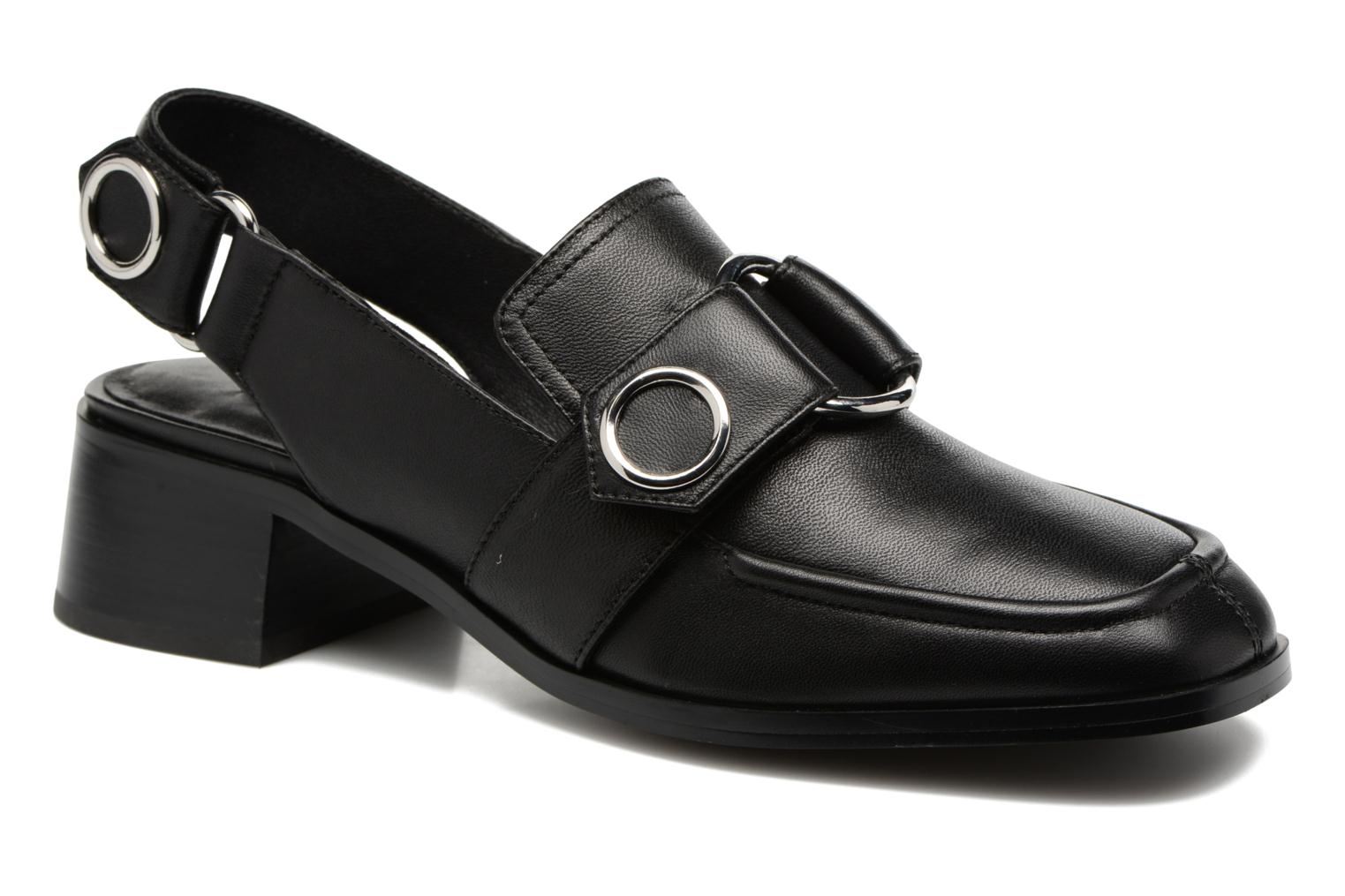 Loafers SENSO Effie I Black detailed view/ Pair view