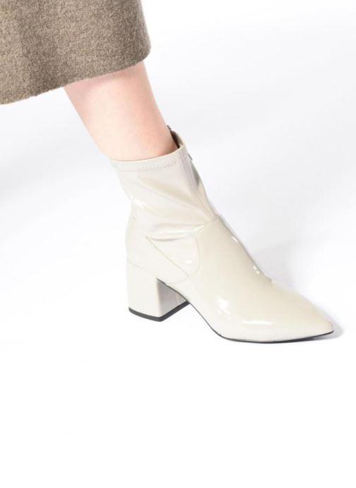 Bottines et boots SENSO Simone Noir vue bas / vue portée sac