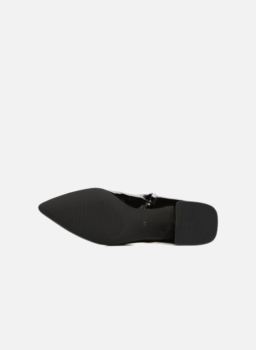 Bottines et boots SENSO Simone Noir vue haut