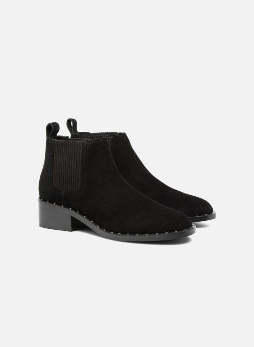 Bottines et boots SENSO Darcy II Noir vue 3/4