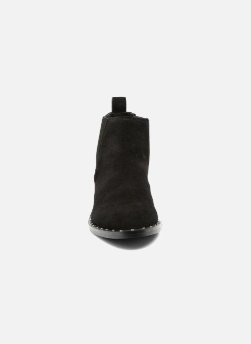 Bottines et boots SENSO Darcy II Noir vue portées chaussures
