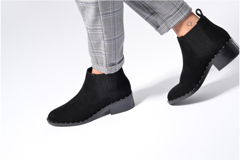 Boots en enkellaarsjes SENSO Darcy II Zwart onder