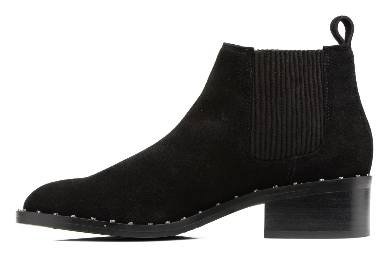 Boots en enkellaarsjes SENSO Darcy II Zwart voorkant