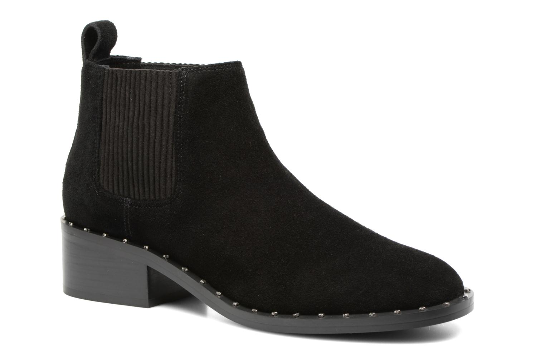 Boots en enkellaarsjes SENSO Darcy II Zwart detail