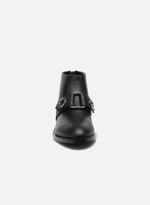 Ankelstøvler SENSO Drake I Sort se skoene på
