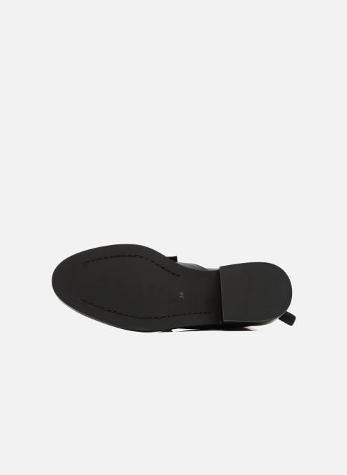 Bottines et boots SENSO Drake I Noir vue haut