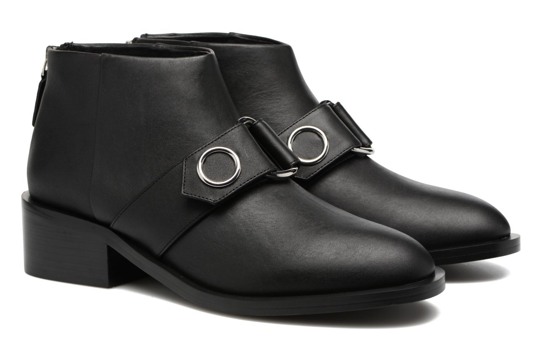 Ankle boots SENSO Drake I Black 3/4 view