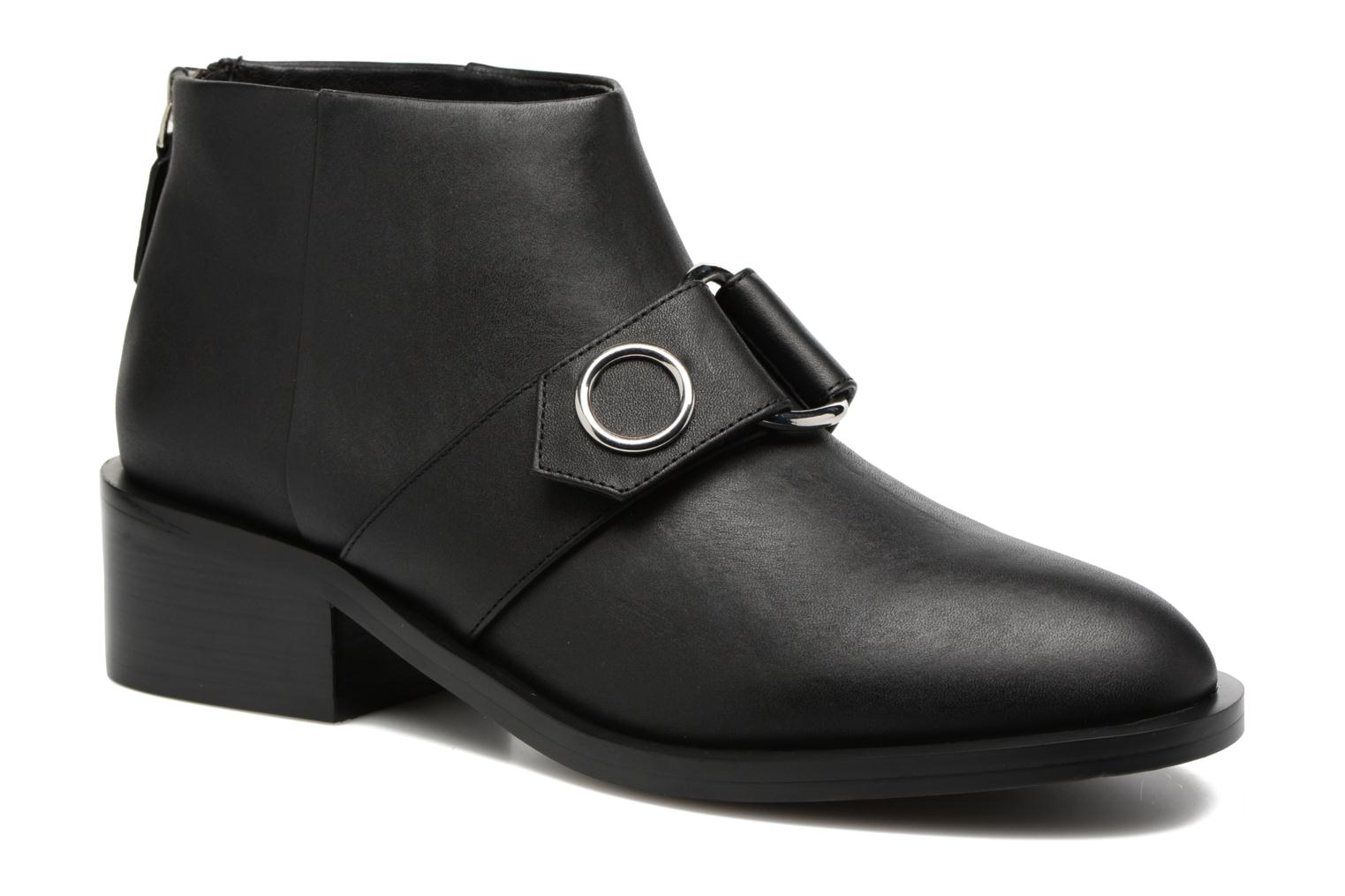 Ankle boots SENSO Drake I Black detailed view/ Pair view