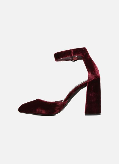 High heels SENSO Xyrus I Burgundy front view