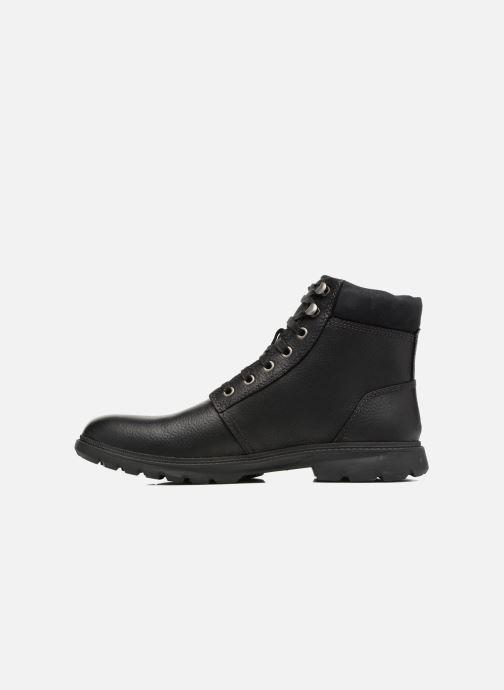 Boots en enkellaarsjes Caterpillar Nyles Pack Zwart voorkant