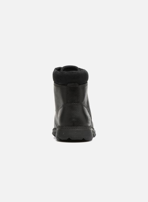 Boots en enkellaarsjes Caterpillar Nyles Pack Zwart rechts