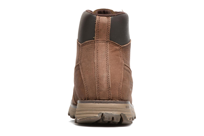 Bottines et boots Caterpillar Intake Marron vue droite