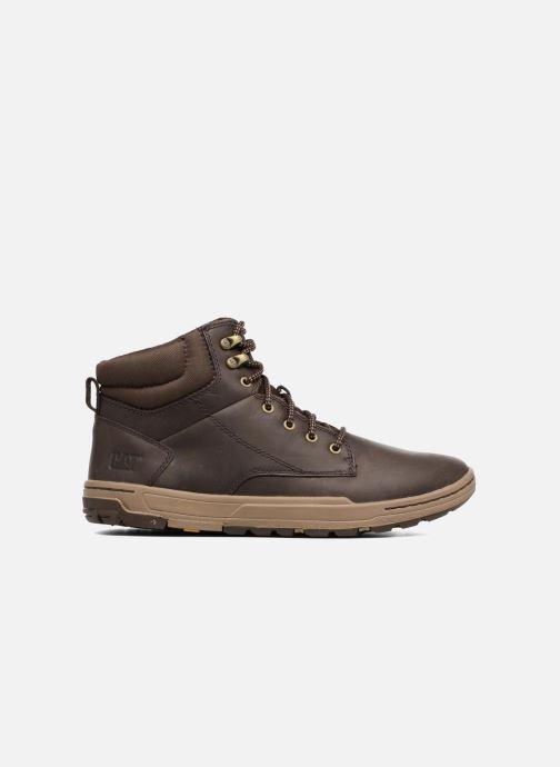 Bottines et boots Caterpillar Colfax Mid Pack Marron vue derrière