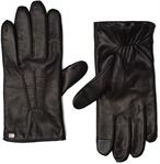 Guanti Accessori Basic Leather gloves