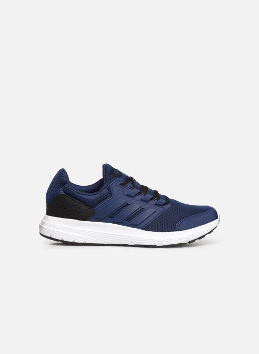 Sportschoenen adidas performance Galaxy 4 M Blauw achterkant