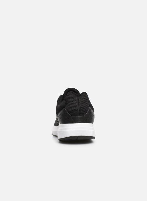 Sportschuhe adidas performance Galaxy 4 M schwarz ansicht von rechts