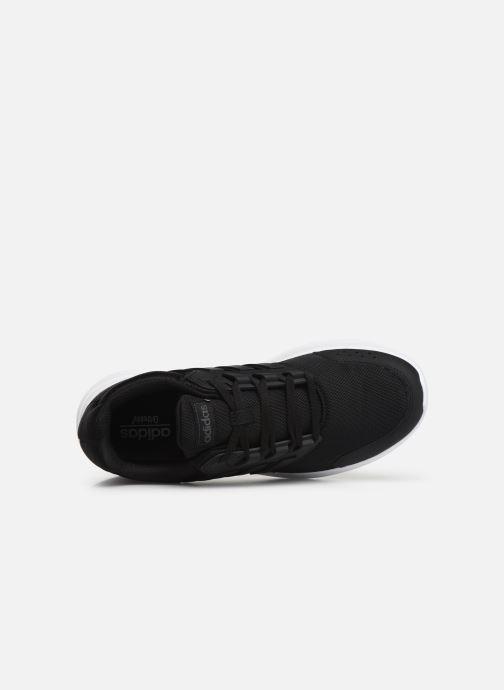 Sportschoenen adidas performance Galaxy 4 M Zwart links