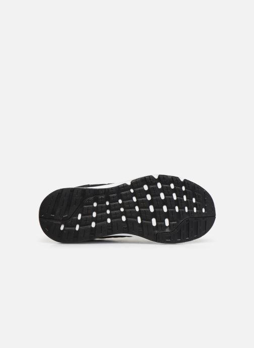 Sportschuhe adidas performance Galaxy 4 M schwarz ansicht von oben