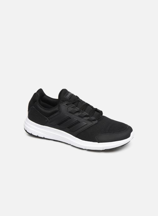 Chaussures de sport adidas performance Galaxy 4 M Noir vue détail/paire