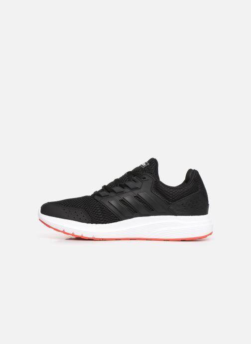 Sportschoenen adidas performance Galaxy 4 M Zwart voorkant