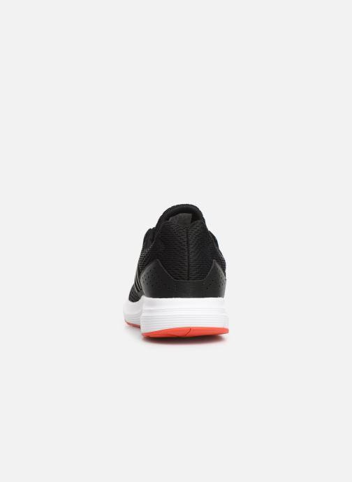 Zapatillas de deporte adidas performance Galaxy 4 M Negro vista lateral derecha