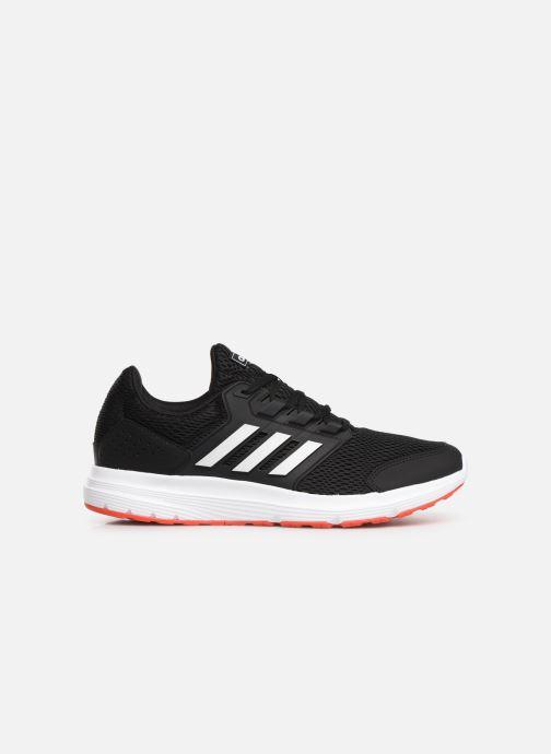 Sportschoenen adidas performance Galaxy 4 M Zwart achterkant