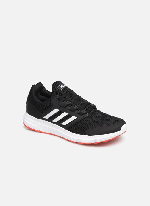 Sportschoenen adidas performance Galaxy 4 M Zwart detail