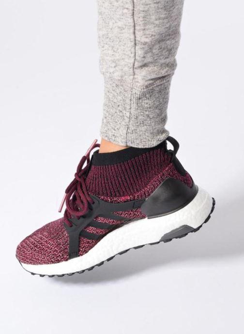 Chaussures de sport adidas performance Ultraboost X All Terrain Noir vue bas / vue portée sac