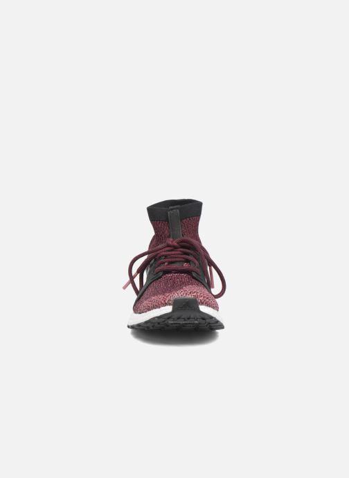 Chaussures de sport adidas performance Ultraboost X All Terrain Noir vue portées chaussures