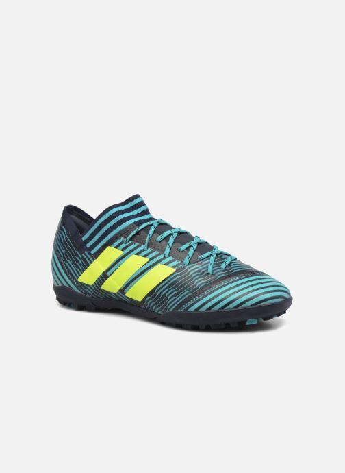 Chaussures de sport adidas performance Nemeziz Tango 17.3 Tf Bleu vue détail/paire