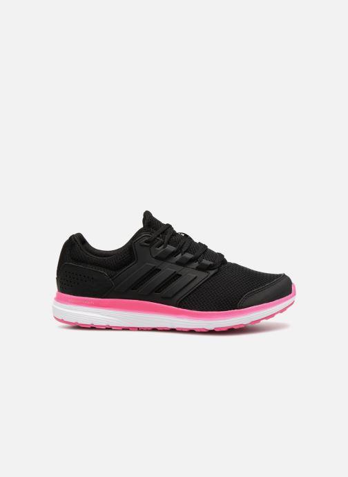 Sportschuhe Adidas Performance Galaxy 4 W schwarz ansicht von hinten