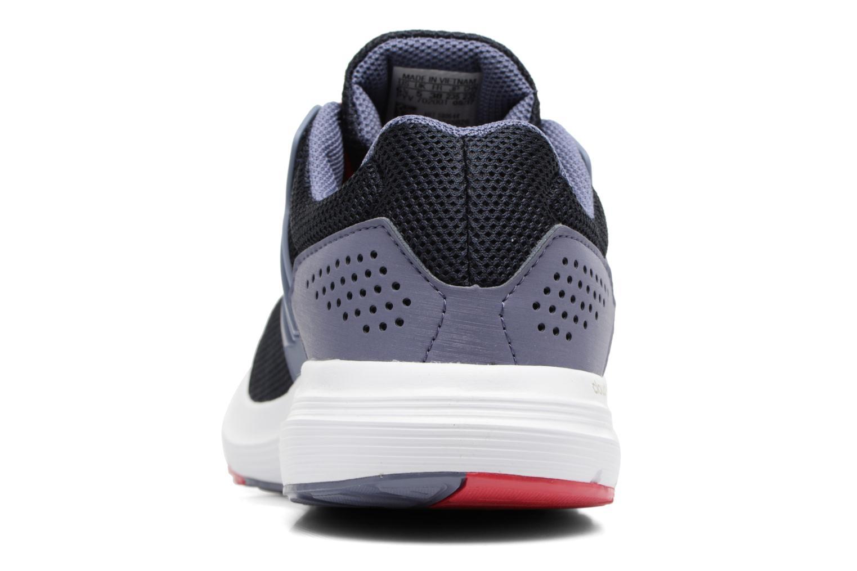 Zapatillas de deporte Adidas Performance Galaxy 4 W Azul vista lateral derecha