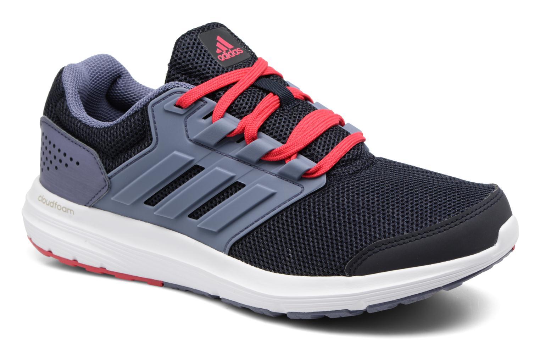 Zapatillas de deporte Adidas Performance Galaxy 4 W Azul vista de detalle / par