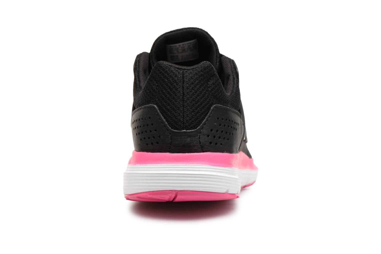 Sportschuhe Adidas Performance Galaxy 4 W schwarz ansicht von rechts