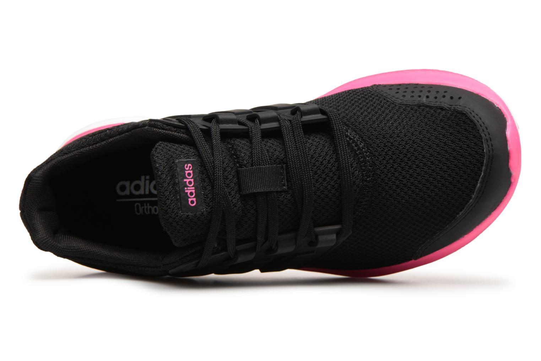 Sportschuhe Adidas Performance Galaxy 4 W schwarz ansicht von links