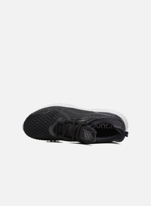 Zapatillas de deporte adidas performance Alphabounce Em M Negro vista lateral izquierda