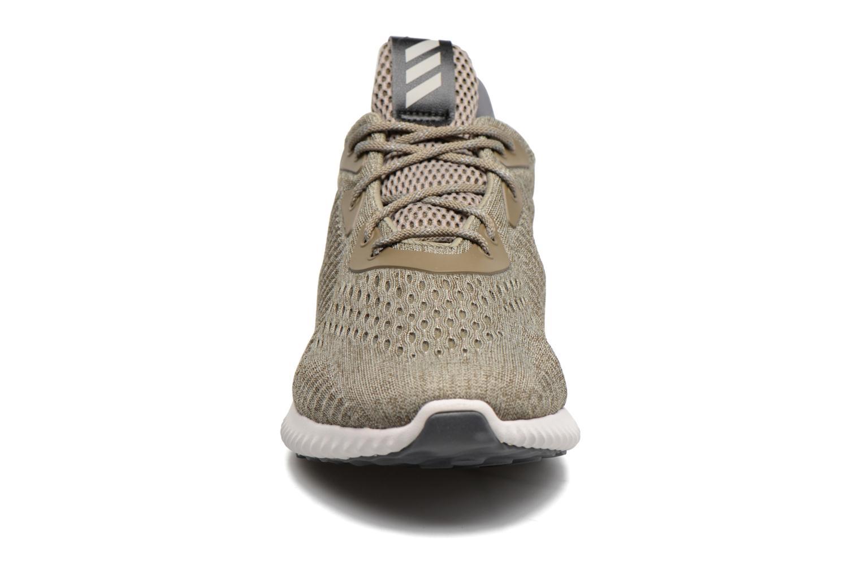 Sport shoes Adidas Performance Alphabounce Em M Green model view