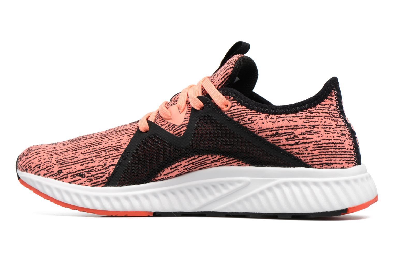 Scarpe sportive Adidas Performance Edge Lux 2 W Nero immagine frontale