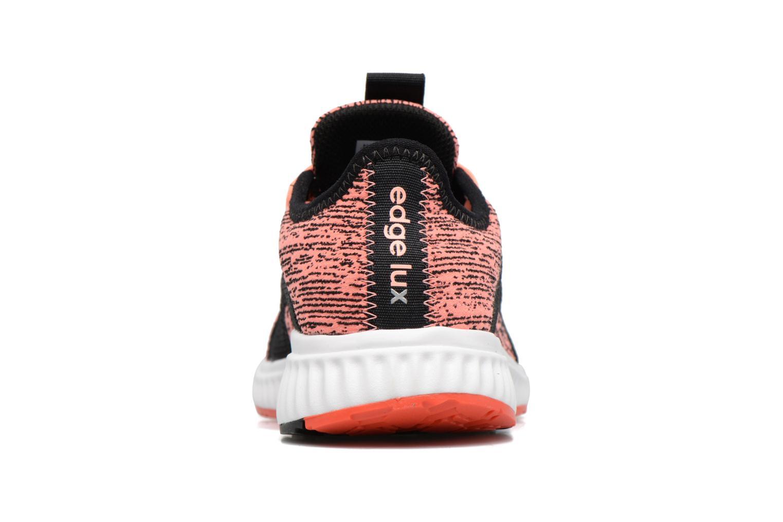 Zapatillas de deporte Adidas Performance Edge Lux 2 W Negro vista lateral derecha